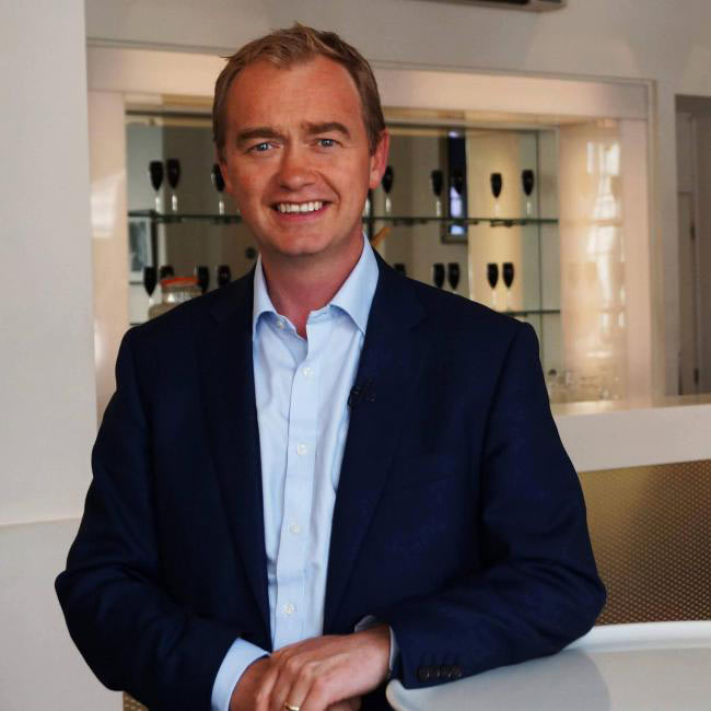 Tim Farron - Lib Dem MP For Westmorland and Lonsdale