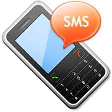 Mobile Phone Text Giving