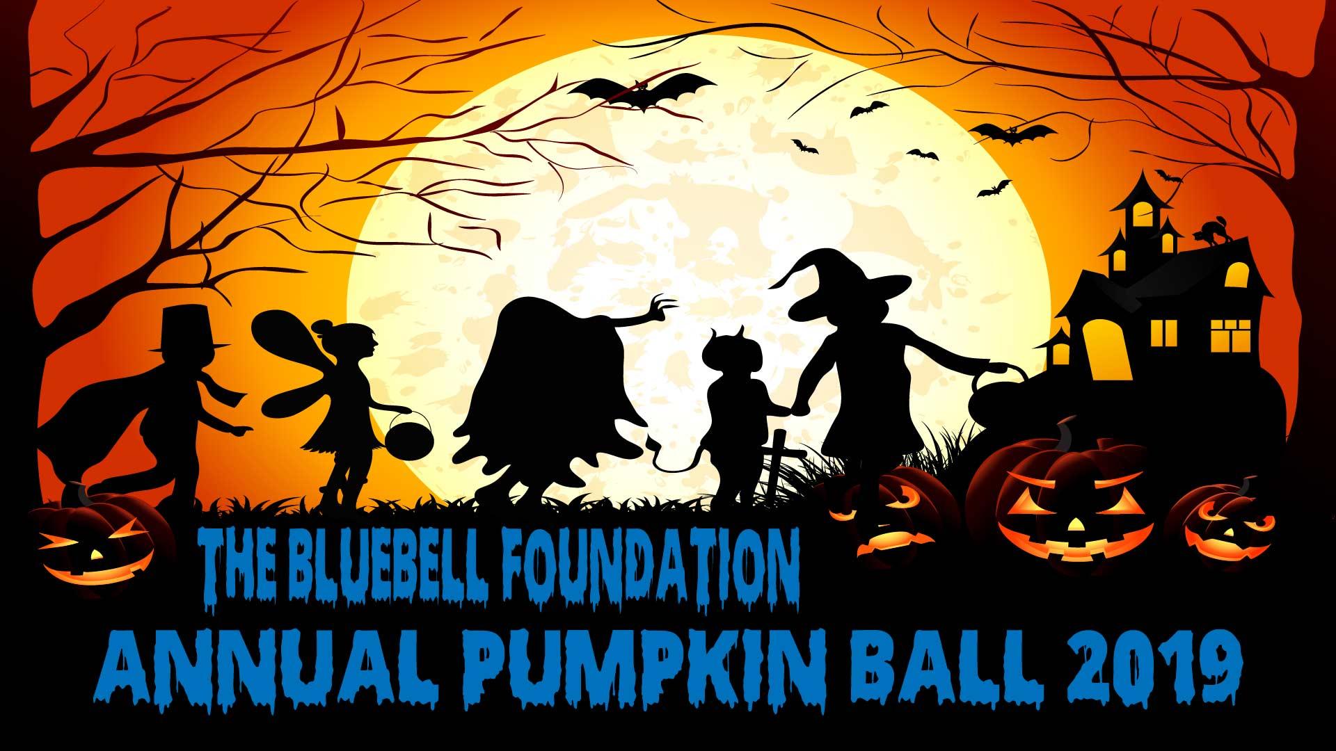 Bluebell Foundation Pumpkin Ball 2019